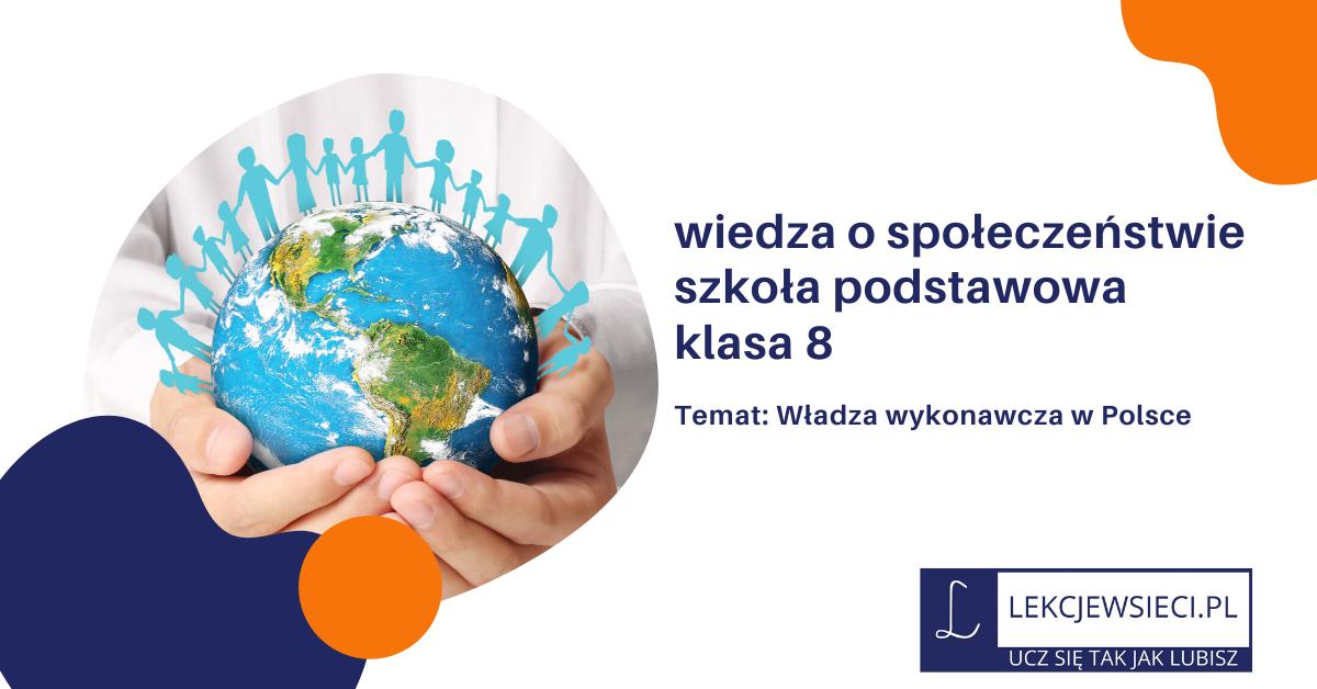 Władza wykonawcza w Polsce