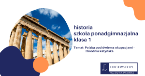 Polska pod dwiema okupacjami – zbrodnia katyńska